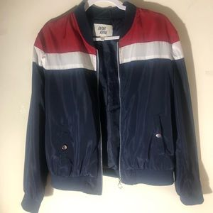 Rue 21 bomber jacket